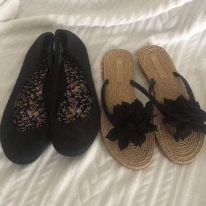 Flats & sandals